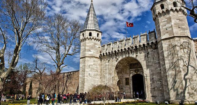 قصر توب كابي