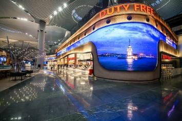 مزايا مطار إسطنبول الجديد