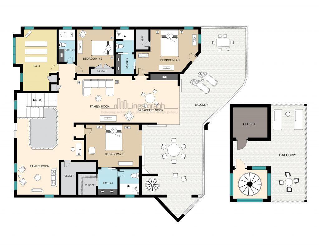 شقة IQ-986