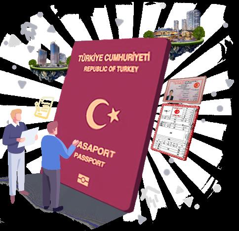 الأوراق المطلوبة للحصول على الجنسية التركية مرة ثانية بعدما فقدت