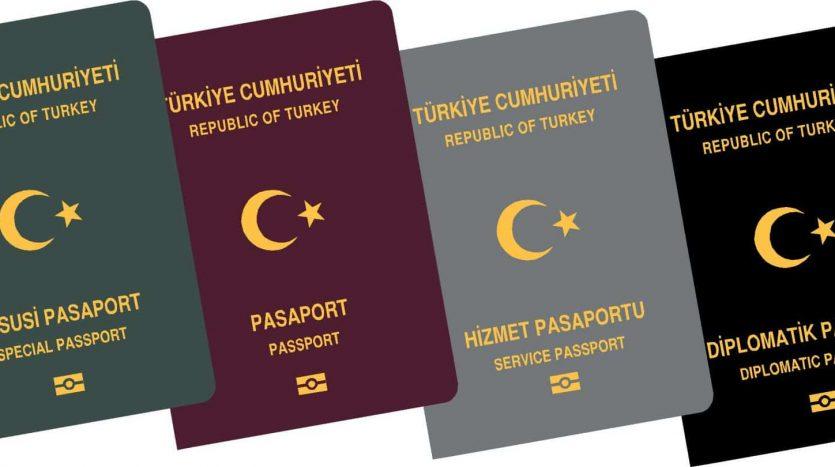 مميزات جواز السفر التركي